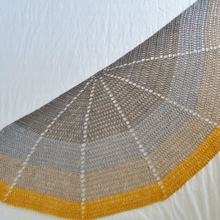 Ravelry: Half Moon Shawl pattern by A la Sascha