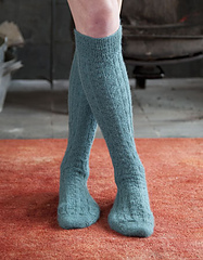 Alpaca Sox Long Socks PDF