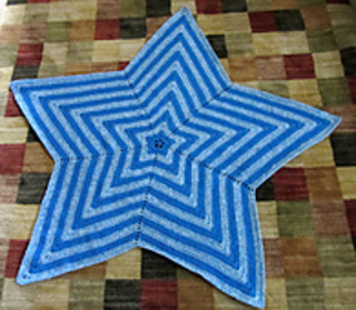 Ravelry Star Blanket Pattern By Bernat Design Studio