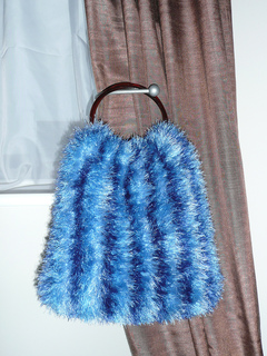 Ravelry: Funky Fur Bags pattern by Sirdar Spinning Ltd.