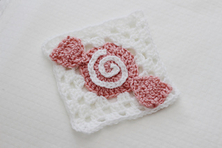 Ravelry Candy Granny Square Bake Shop Blanket Series