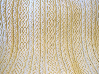 Ravelry: Celtic Aran Afghan pattern by Sharondipity Designs