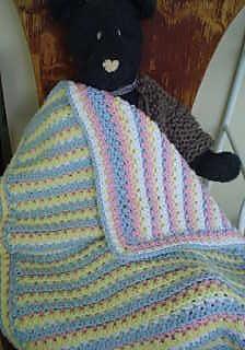 Ravelry Reversible Baby Blanket Pattern By Shelle Hendrix