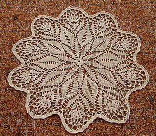 Pierrot Yarn Free Crochet Patterns : Ravelry: 29-45 Doily pattern by Pierrot (Gosyo Co., Ltd)