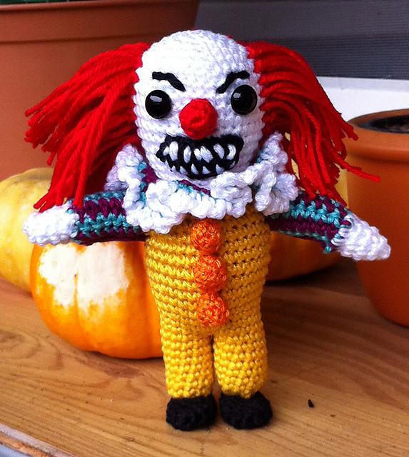 Enganchada a la aguja: Patrones insólitos (V): Halloween