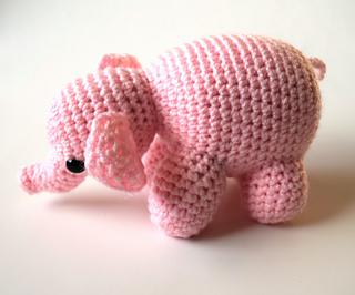 Ravelry: Elephant Amigurumi/Plush Toy pattern by ...