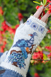 Peacock Mitts PDF