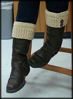 Ravelry Boot Cuffs Pattern By Carrissa Knox