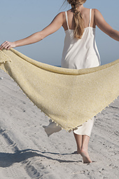 Flying Point Shawl PDF