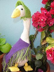 Alan Dart Jemima Puddle Duck Knitting Pattern : Ravelry: Jemima Puddleduck pattern by Alan Dart