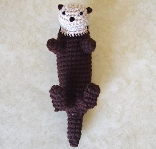 Ravelry: Northern Sea Otter pattern by Joy Koestner
