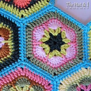 Ravelry Single Crochet Join As You Go Pattern By Marken