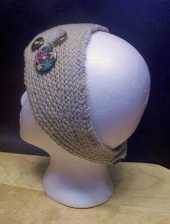 Tunisian Knit Stitch Headband Pattern : Ravelry: Tunisian Knit Headband pattern by Amy Depew
