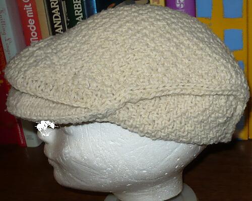 Donegal Cap Junghans Wolle Handarbeitsforum