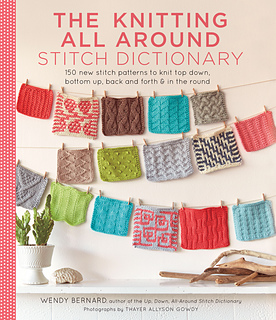 Ravelry: The Knitting All Around Stitch Dictionary - patterns