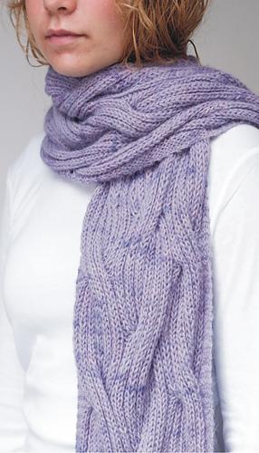 Ribble_scarf_model_medium