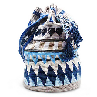 Ravelry: Tapestry Bag Crochet Kit pattern by Yarnplaza.com