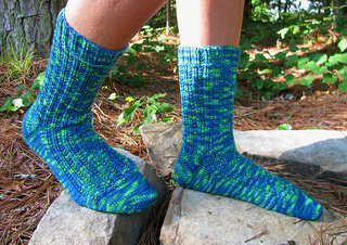 Hiker_chick_water_sprite_sock_outdoors_small2
