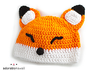Sleepyfoxbabyhat2_small2