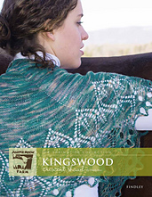 Kingswood Crescent Shawl PDF