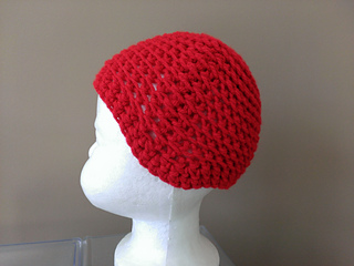 Ravelry: Crochet Baby Beanie with Ears pattern by Paula