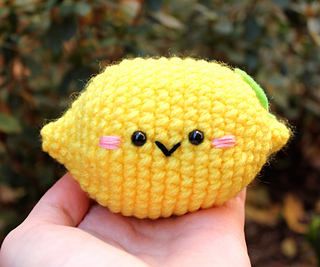 Amigurumi Lemon : Ravelry: Amigurumi Food - patterns