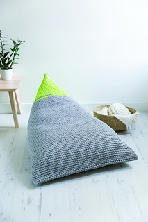 Enormous Floor Pillows : Ravelry: Supersize Crochet - patterns