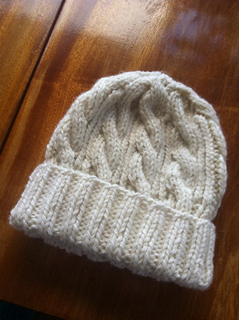 Ravelry Cavendish Cable Hat Pattern By Lion Brand Yarn
