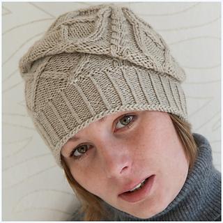 Knitting Pattern For Dwarf Hat : Ravelry: Dwarfs Wife Hat pattern by Asja Janeczek