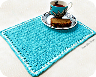 Ravelry Tea Time Placemat Pattern By Elena Hunt