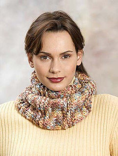 Free Knitting Pattern For Tube Scarf : Ravelry: Mobius Tube Scarf pattern by Lion Brand Yarn