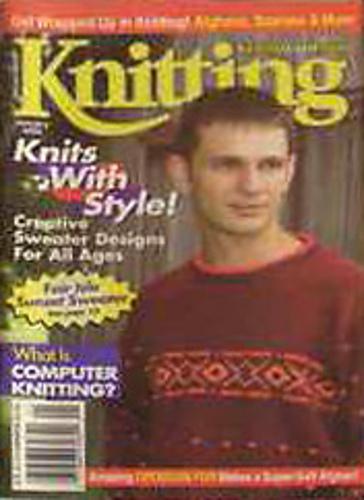 Ravelry: Knitting Digest Magazine, Vol. 24 No. 1, January 2002 - patterns