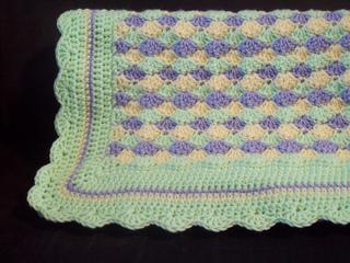 Ravelry: Baby Blanket Shells of Love pattern by Darleen ...