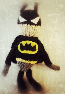 Ravelry Knit Batman Doll Pattern By Brittany Jones