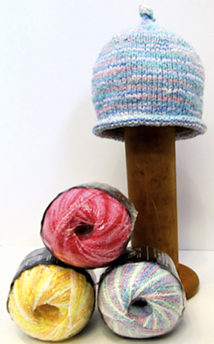 Ravelry Fixation Baby Hat Pattern By Amazing Threads