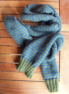 Lincraft Knitting Patterns : Ravelry: Lima Striped Scarf pattern by Lincraft