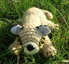 Mountain Lion Amigurumi : Ravelry: Croucheted Cougar Pattern pattern by Bethany Hall