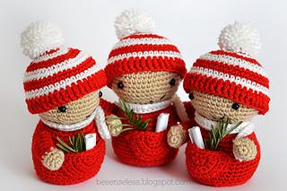 Amigurumi Uncinetto Natale : Ravelry: Amigurumi Winter Wonderland - patterns