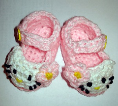 Ravelry Basic Baby Shoes Pattern By Tanya Naser