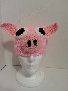 Three_little_pigs_beanie_hat_crochet_pattern_straight_on_view_small2
