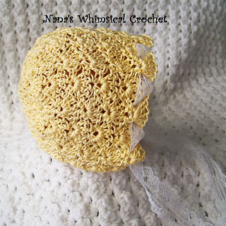 Shell_stitch_bonnnet_yellow_lace_small2