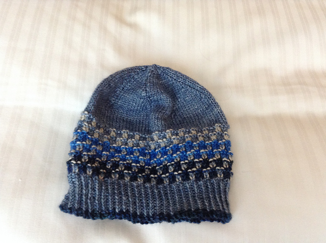 Stave Hat by Carolynba
