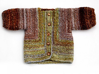 Free Knitting Patterns For Neck Warmers : Ravelry: Baby Surprise Jacket pattern by Elizabeth Zimmermann