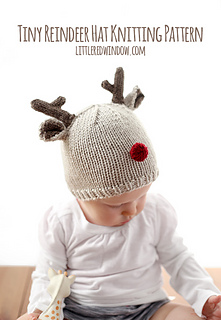Tiny_reindeer_baby_hat_knitting_pattern_02b_littleredwindow_small2