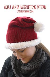 Adult_santa_hat_knitting_pattern_01_littlerediwndow_small2