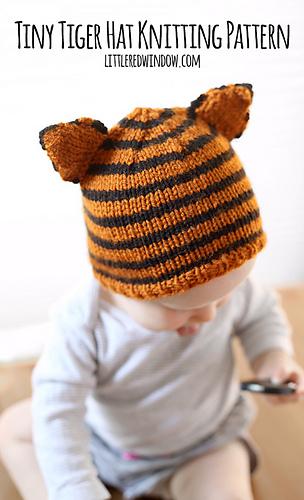 Tiny__tiger_hat_knitting_pattern_03b_littleredwindow_medium