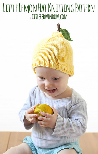 Little_lemon_hat_baby_kids_knitting_pattern_02c_littleredwindow_medium