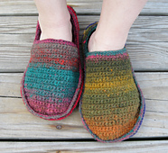 #29 Crochet Slippers PDF