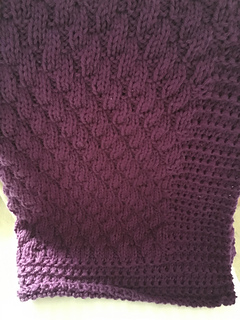 Ravelry: Baby Blanket Nomad pattern by Camille Coizy Delahaie