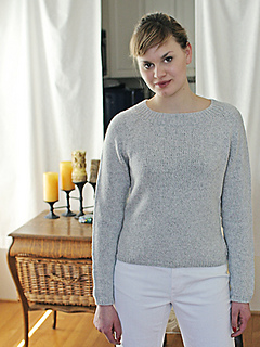 Knitting Pattern Upside Down Sweater : Ravelry: Basic Chic Pulli pattern by Bonne Marie Burns